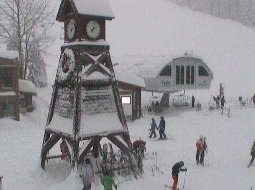 Snow Snow Snow For Sandpoint