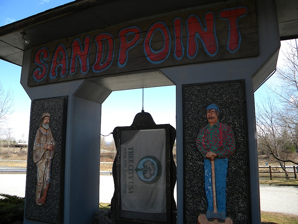 Relocating to North Idaho Sandpoint region, Sandpoint is a Walking Town