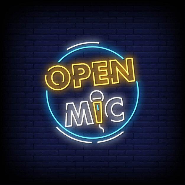 Open Mic Long Shot